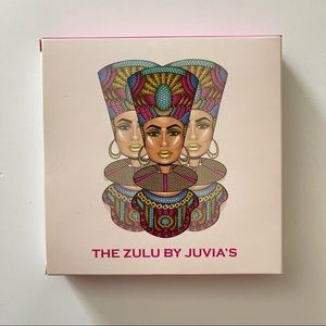 The Zulu by Juvia's Place Eyshadow Palette